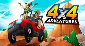 4x4 Adventures -  гонки Android