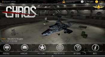 C.H.A.O.S – стань боевым летчиком вертолета