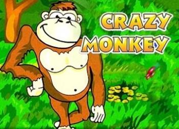 Crazy Monkey - мультяшный игровой автомат «обезьянки»