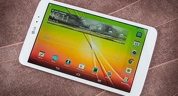 LG G Pad 8.3 будет продаваться за 350 долларов в США