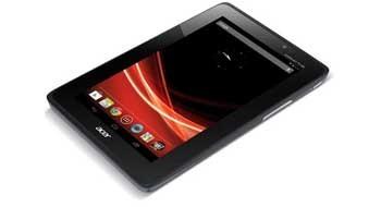 У Nexus 7 появился конкурент Iconia Tab A110 от компании Acer