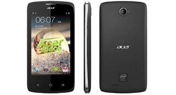 Acer Liquid C1 – смартфон на базе Intel