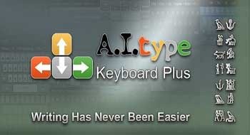 A.I.type Keyboard Plus – лучшая клавиатура