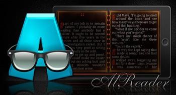 AlReader – отличная читалка для Android