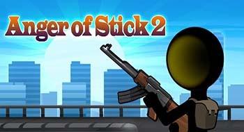 Anger of Stick 2 – простая и очень увлекательная игра