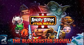 Angry Birds Star Wars II – Звездные войны в птичьем исполнении