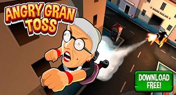 Angry Gran Toss – возвращение бешенной бабульки
