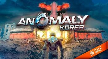 Anomaly Korea – уничтожь инопланетян