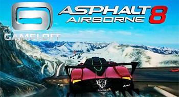 Asphalt 8: Airborne скоро появится в Google Play