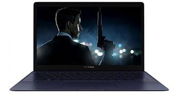 ASUS Zenbook 3 – очень тонкий конкурент для MacBook Air