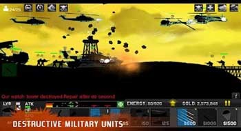 Black Operations – башня на башню