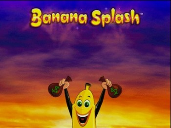 Banana Splash – лучший игровой аппарат для мобильных телефонов