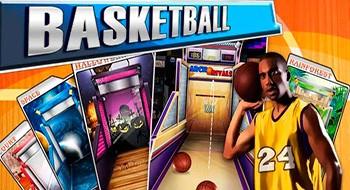 Basketball Mania – сумасшедший баскетбол