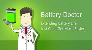 Battery Doctor – экономия батареи
