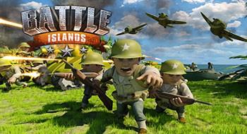 Battle Islands – онлайн стратегия