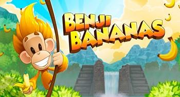 Benji Bananas – управляй обезьянкой