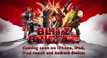 Blitz Brigade – сетевой шутер от Gameloft