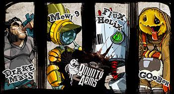 Bounty Arms – мощный шутер для Андроид