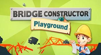 Bridge Constructor Playground – строй прочные мосты