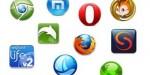 Выбор браузера для платформы Android.