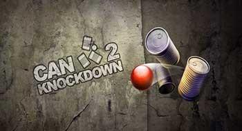 Can Knockdown 2 – проверь свою меткость