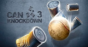 Can Knockdown 3 – новая часть
