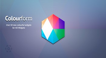Colourform (HDW theme pack) – сборник виджетов