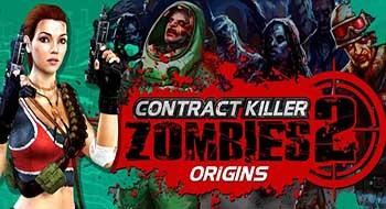 Contract Killer Zombies 2 – отличный шутер