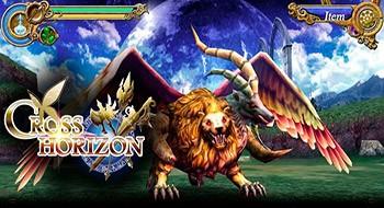 Cross Horizon – RPG в реальном времени