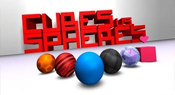 Cubes vs. Spheres – уникальная аркада