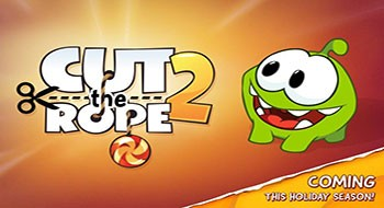 Cut the Rope 2 – продолжение головоломки