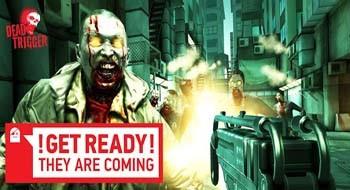 Dead Trigger - спасти человечество от смерти