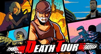 Death Tour – гонки на выживание