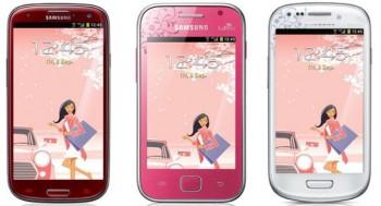 Какой смартфон подарить девушке?