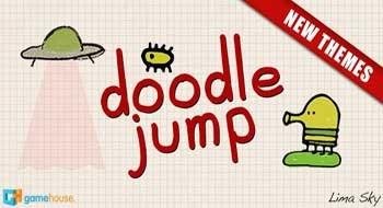 Doodle Jump – приключения каракули