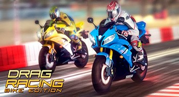 Drag Racing: Bike Edition – гоняйся на байках