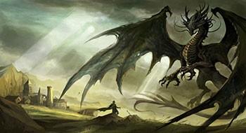 Человек и дракон: лучшие игры про драконов на Андроид