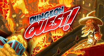 Dungeon Quest – подземное РПГ