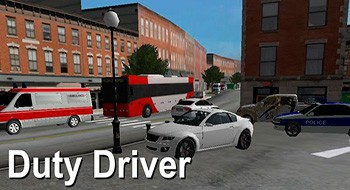 Duty Driver – гонки для тебя
