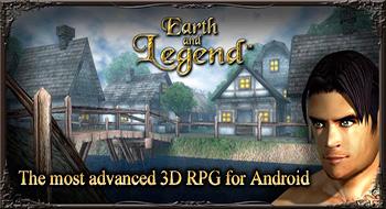 Earth And Legend – помоги людям