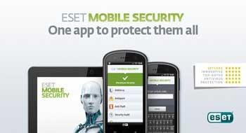 ESET Mobile Security каменная стена для вашего смартфона