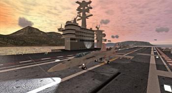 F18 Carrier Landing II Pro