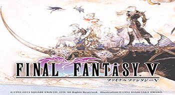 Final Fantasy V – очередная версия легендарной РПГ