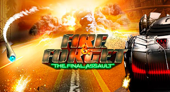 Fire & Forget Final Assault – летающие танки