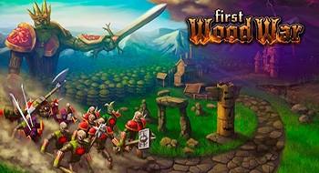 First Wood War – Первая деревянная война