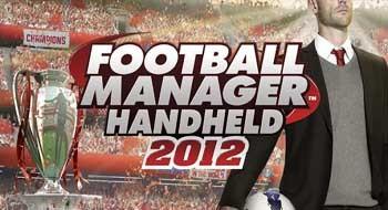 Всем любителям футбола представляется Football Manager Handheld 2012