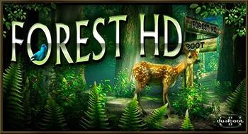 Forest HD – живые обои