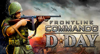 FRONTLINE COMMANDO: D-DAY – пройти войну