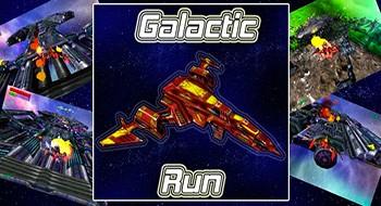 Galactic Run – космический шутер