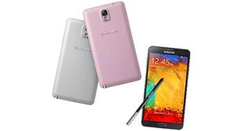 Samsung Galaxy Note 3 – официальные данные